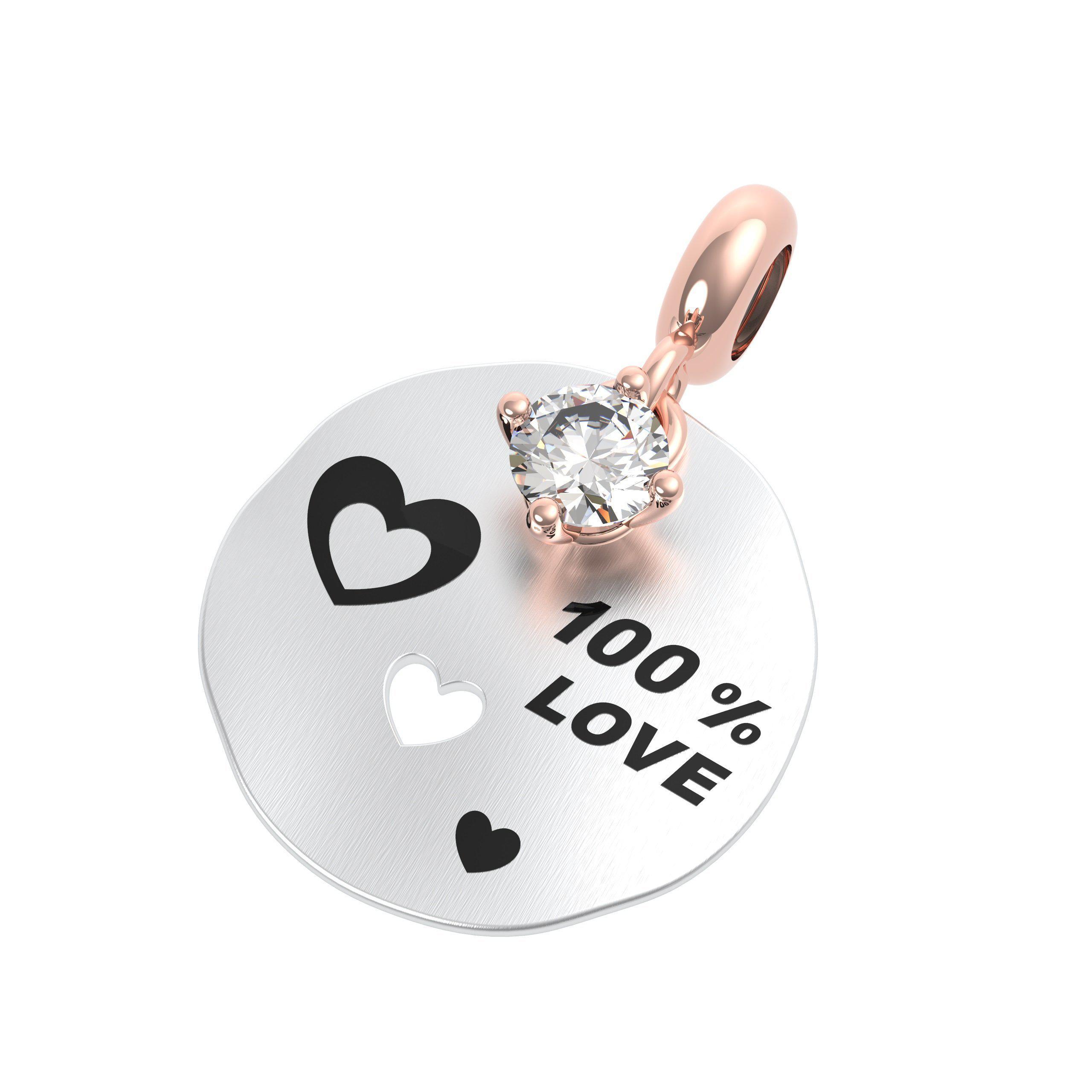 25056 Cristallo di rocca Amore