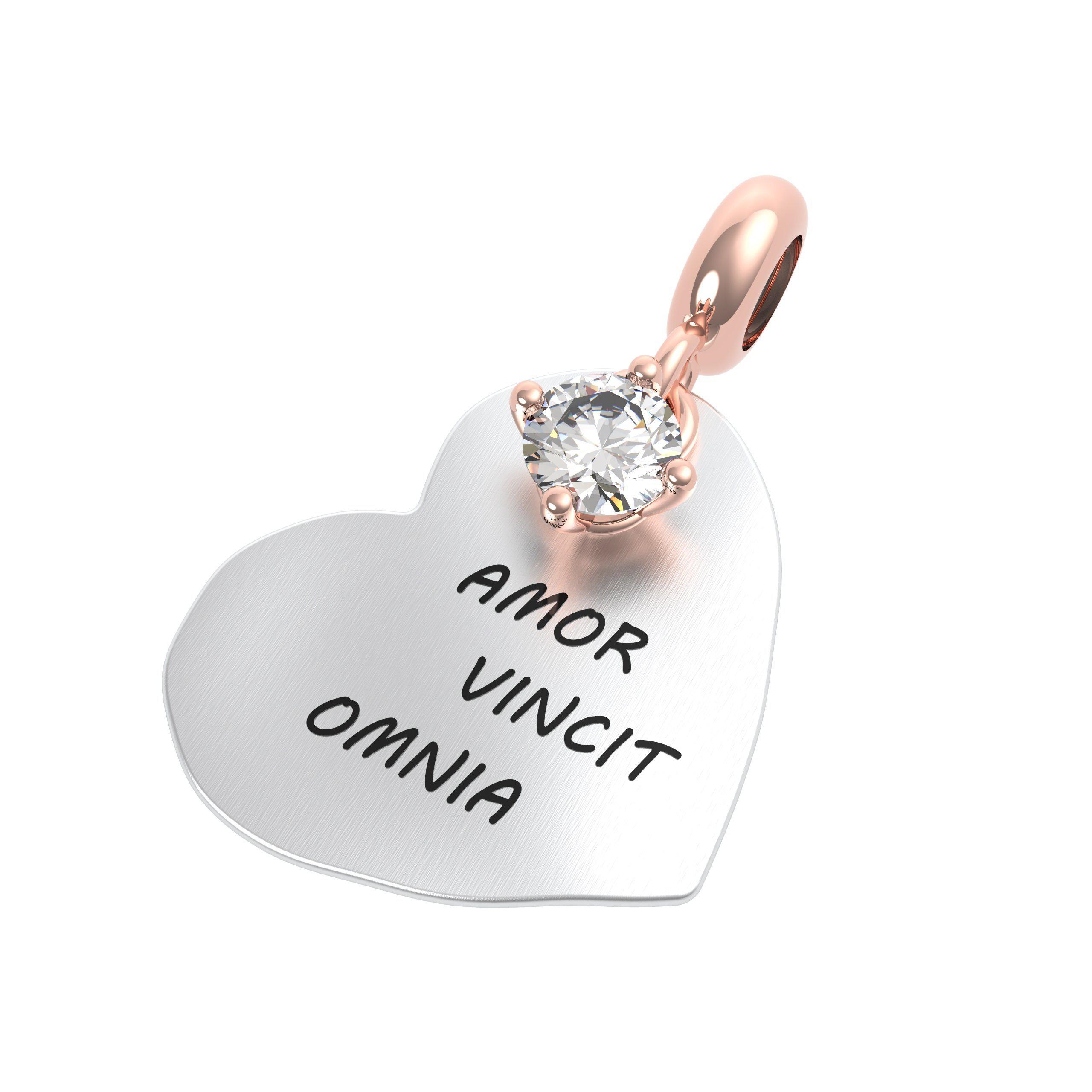 25057 Cristallo di rocca Amore