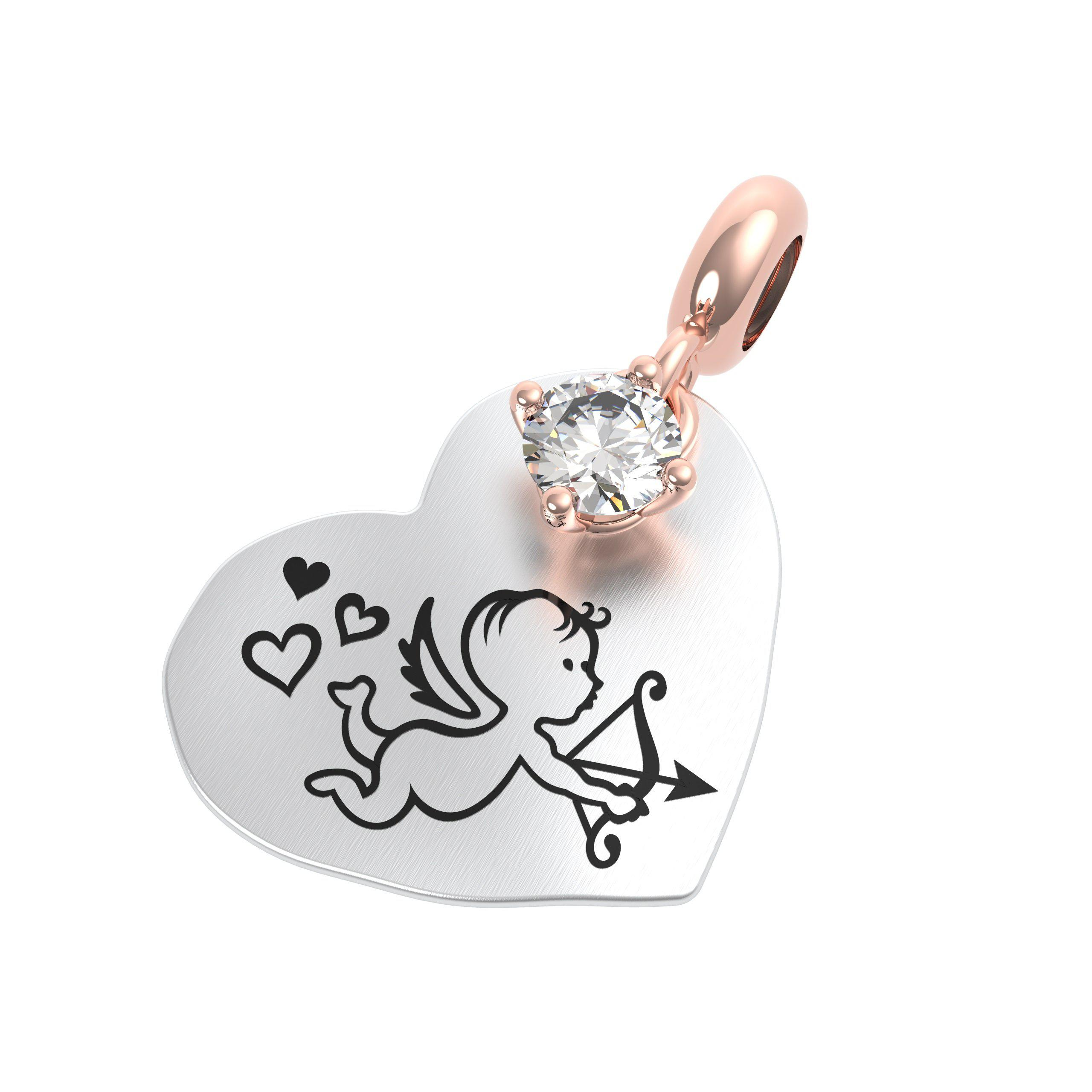 25063 Cristallo di rocca Amore