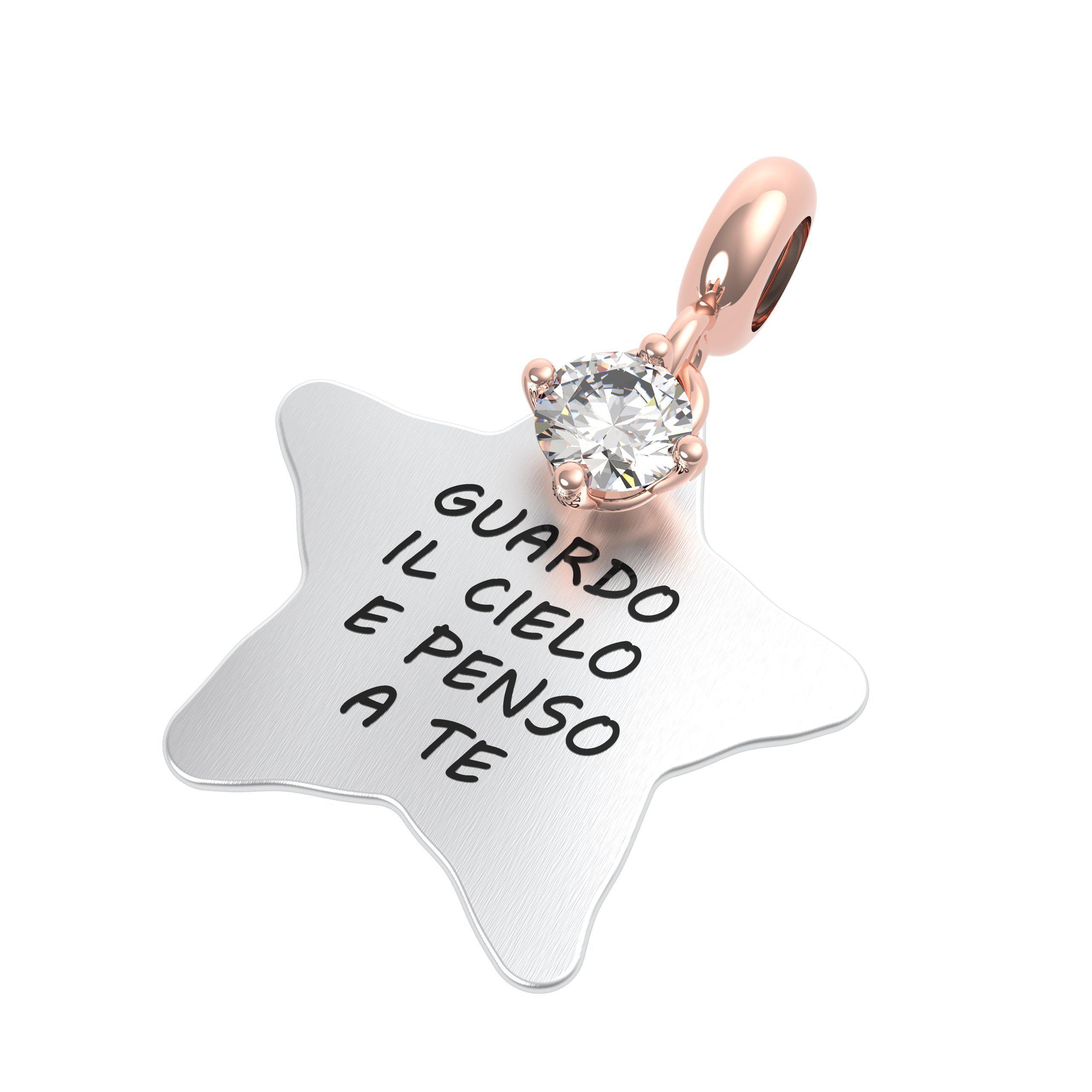 25064 Cristallo di rocca Amore