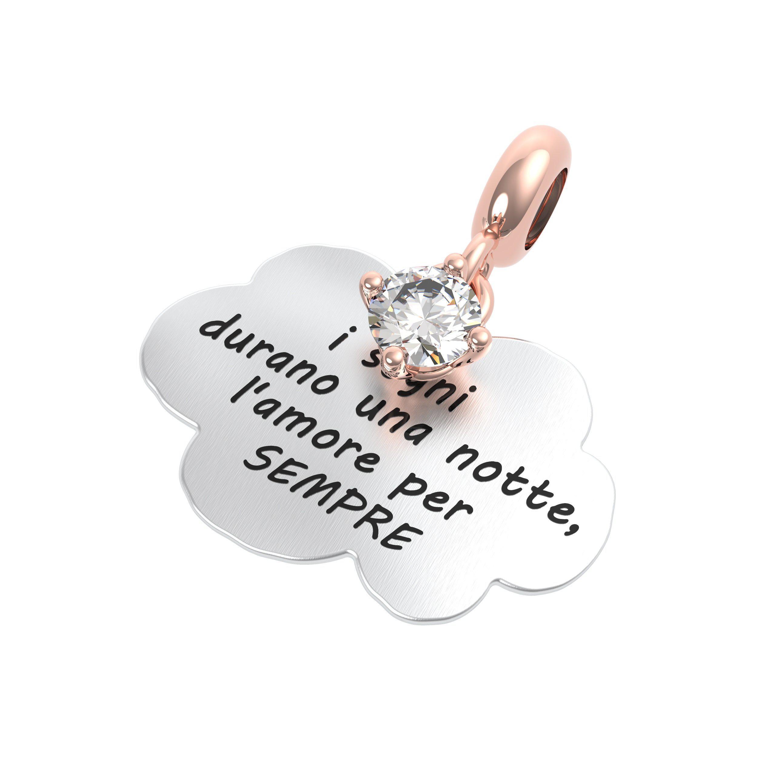 25066 Cristallo di rocca Amore