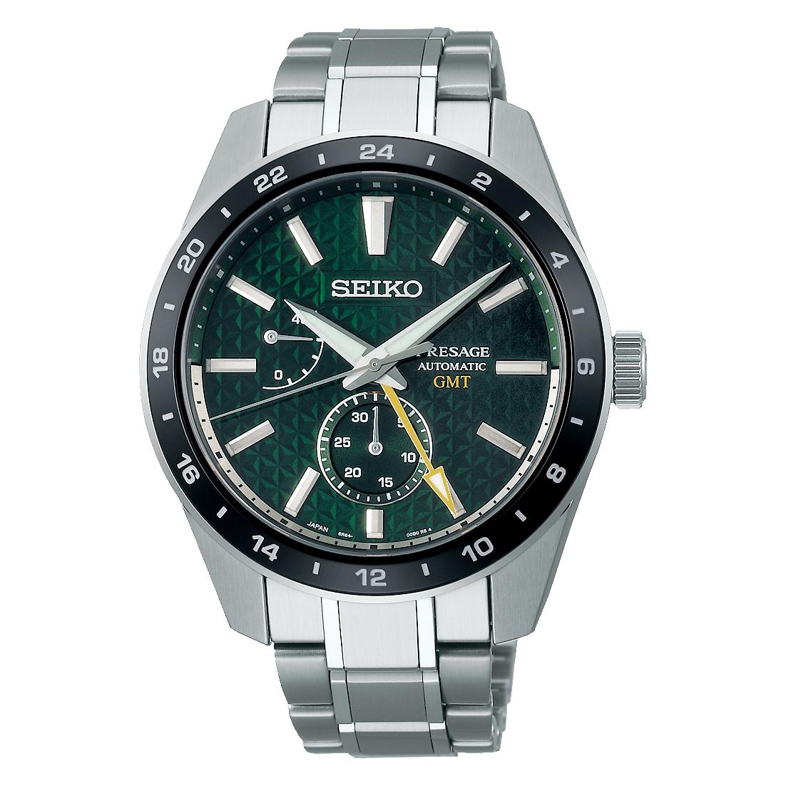 Orologio Seiko Edge GMT SPB219 J1