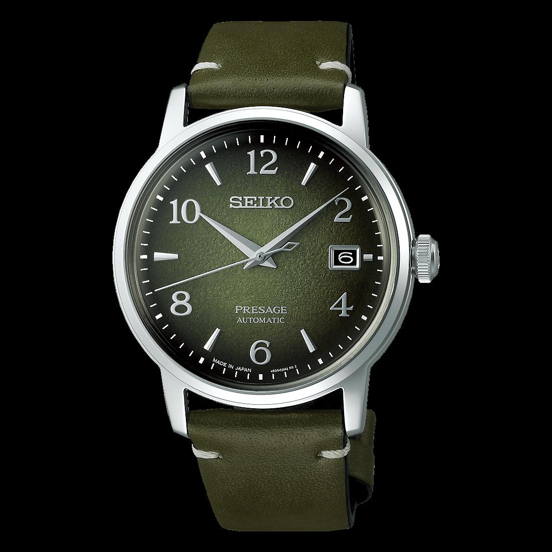 Orologio Seiko Presage Green Limited SRPF41 J1