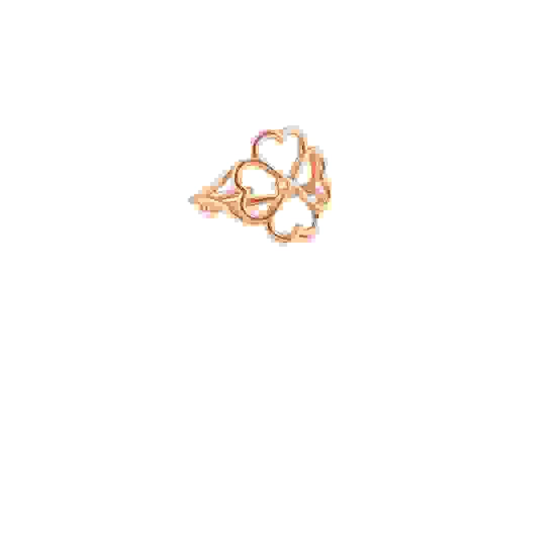 Anello donna gioielli jackco fil rouge jcr0338