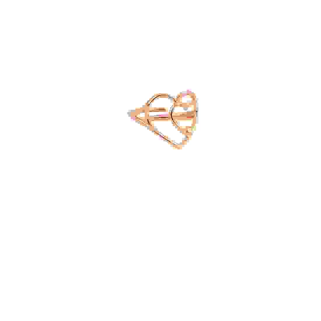 Anello donna gioielli jackco fil rouge jcr0341