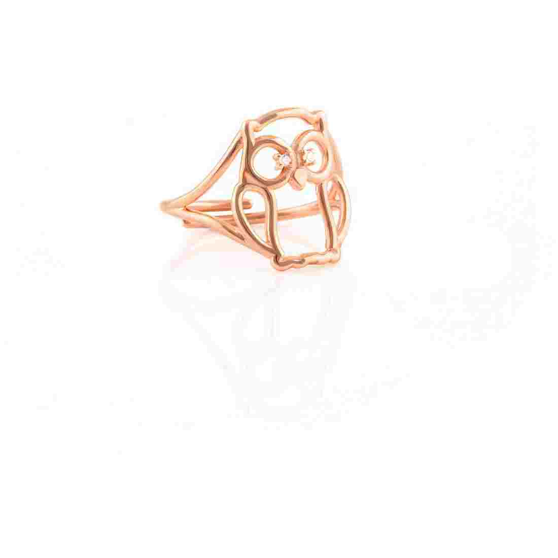 Anello donna gioielli jackco fil rouge jcr0345 364837