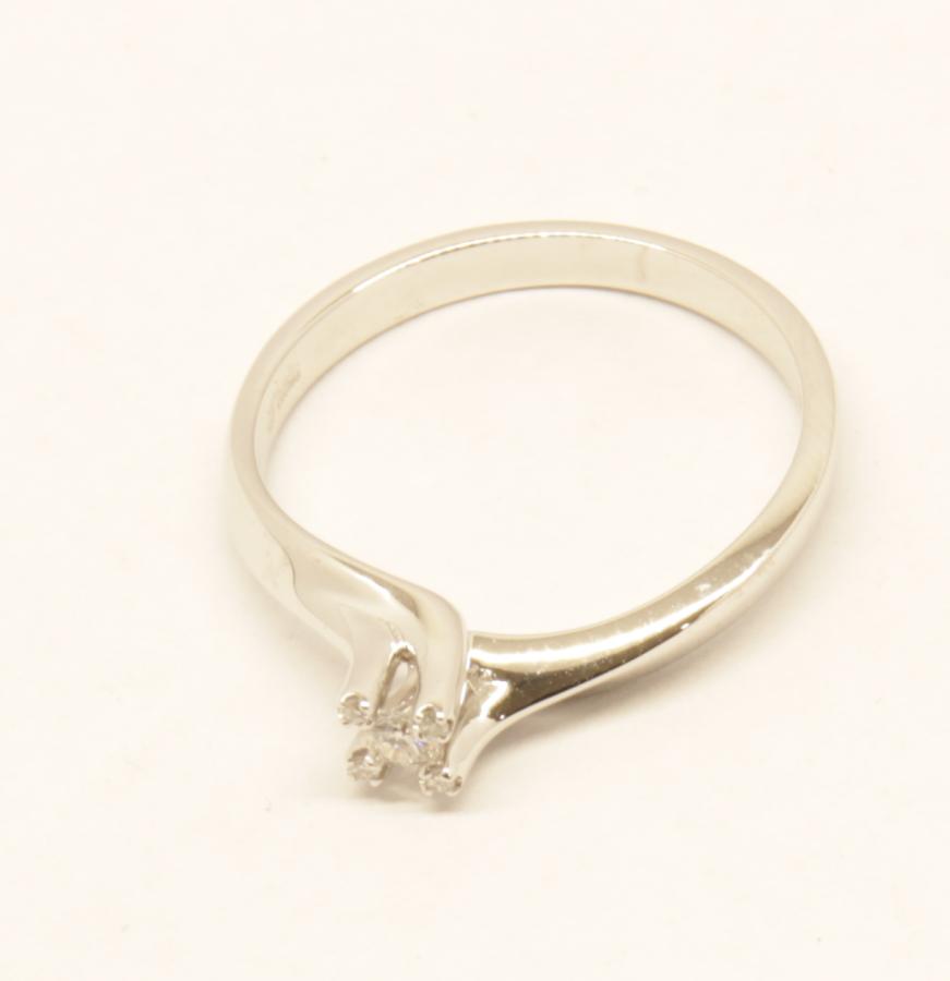 Anello solitario Polello E2968 B