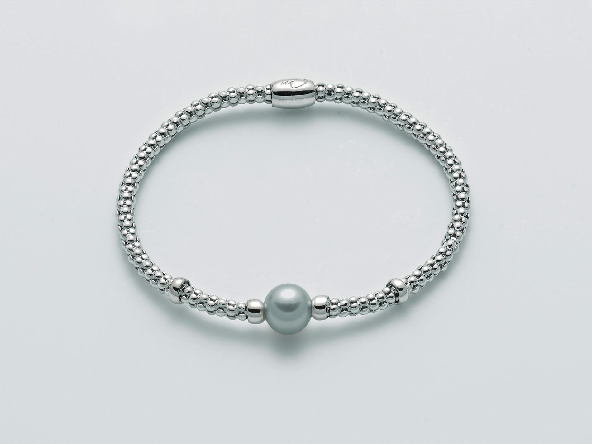 Bracciale argento Miluna PBR2993 S