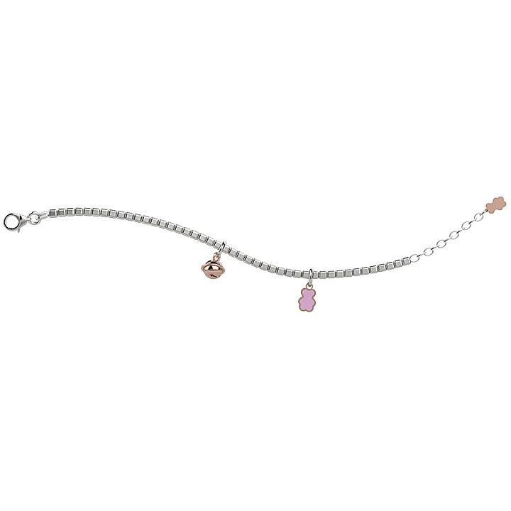 Bracciale bambino gioielli nanan nan0249