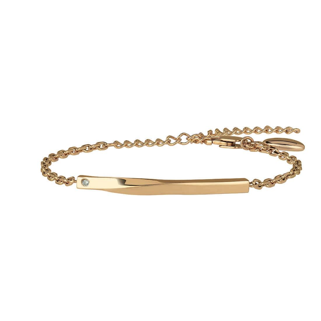 Bracciale donna gioielli breil b essential tj3008