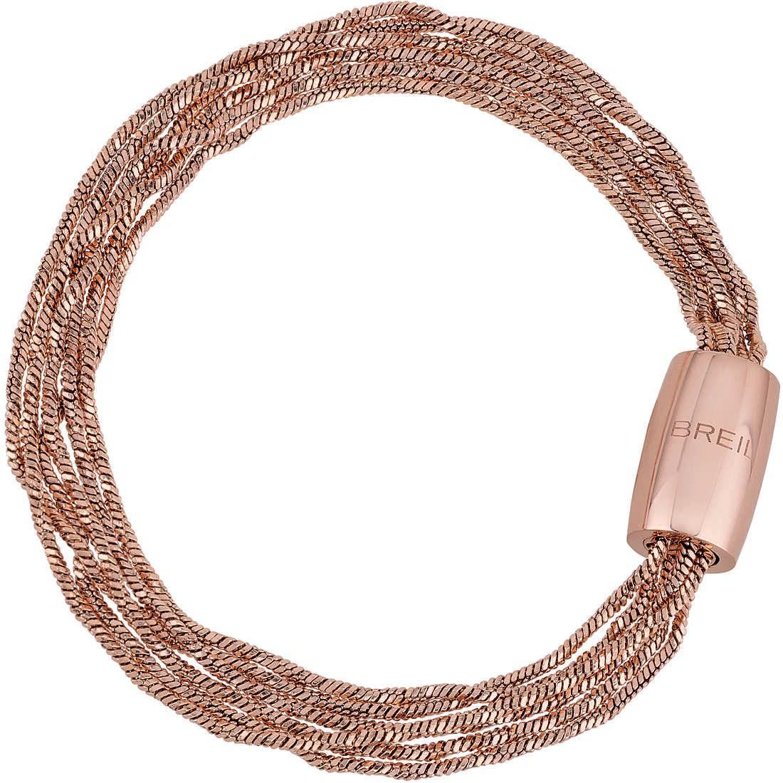 Bracciale donna gioielli breil magnetica system tj2982