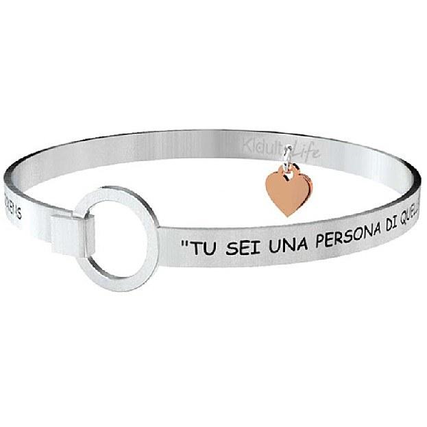 Bracciale donna gioielli kidult love 731058