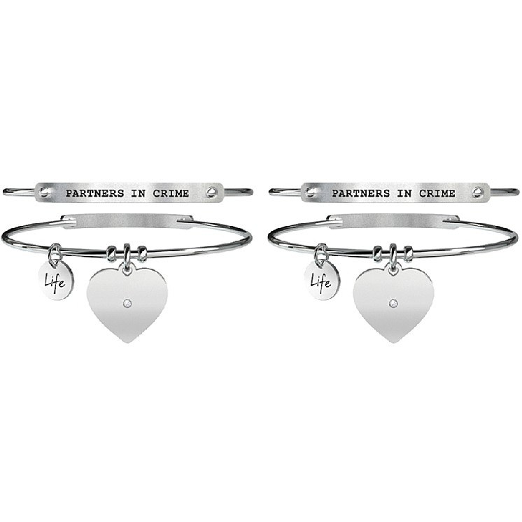 Bracciale donna gioielli kidult love 731101