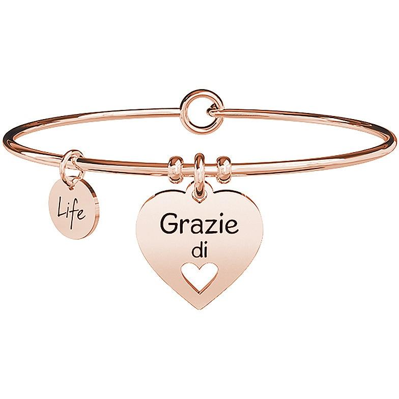 Bracciale donna gioielli kidult love 731635