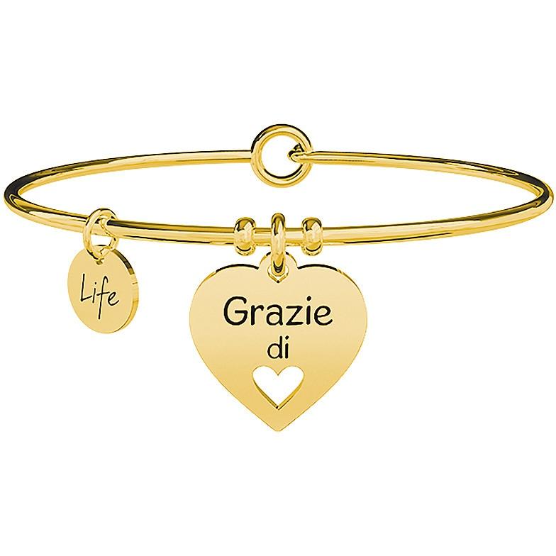Bracciale donna gioielli kidult love 731636