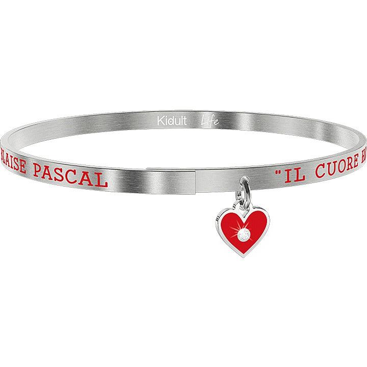 Bracciale donna gioielli kidult love 731731