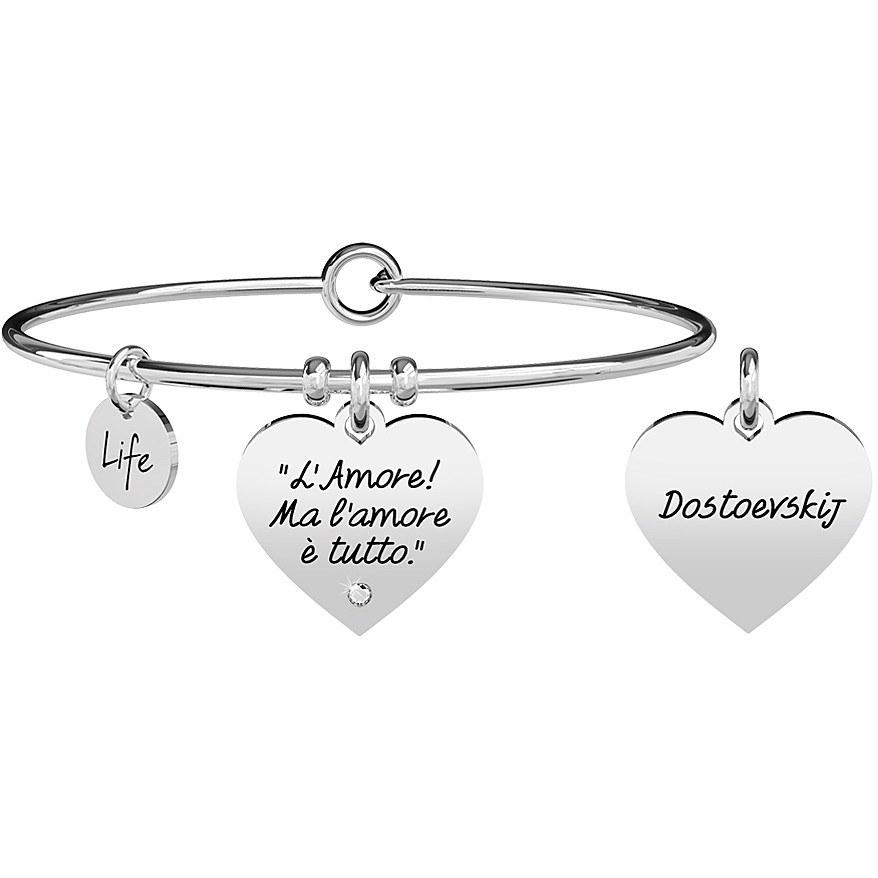Bracciale donna gioielli kidult love 731890