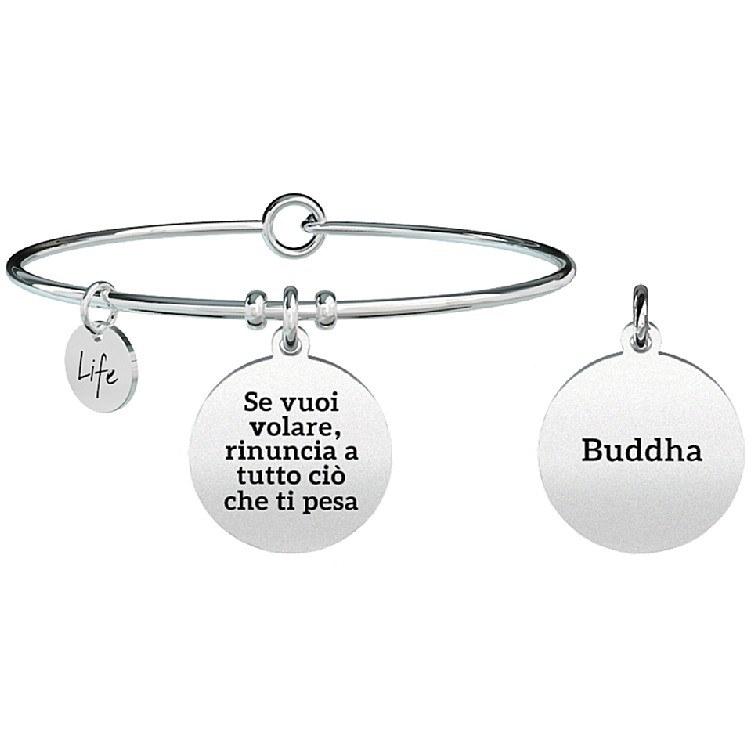 Bracciale donna gioielli kidult spirituality 731303 276537