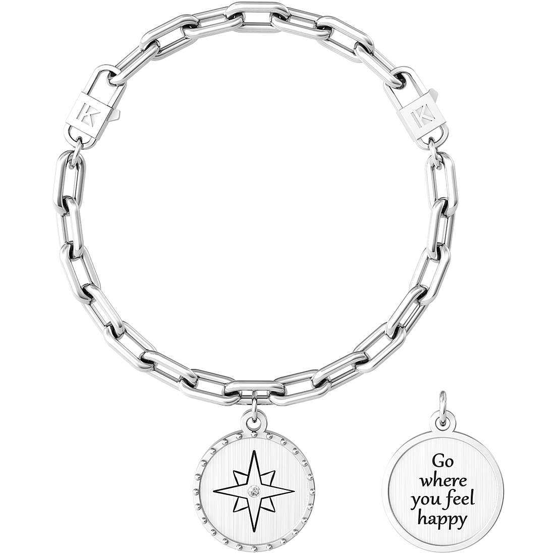 Bracciale donna gioielli kidult symbols 731929