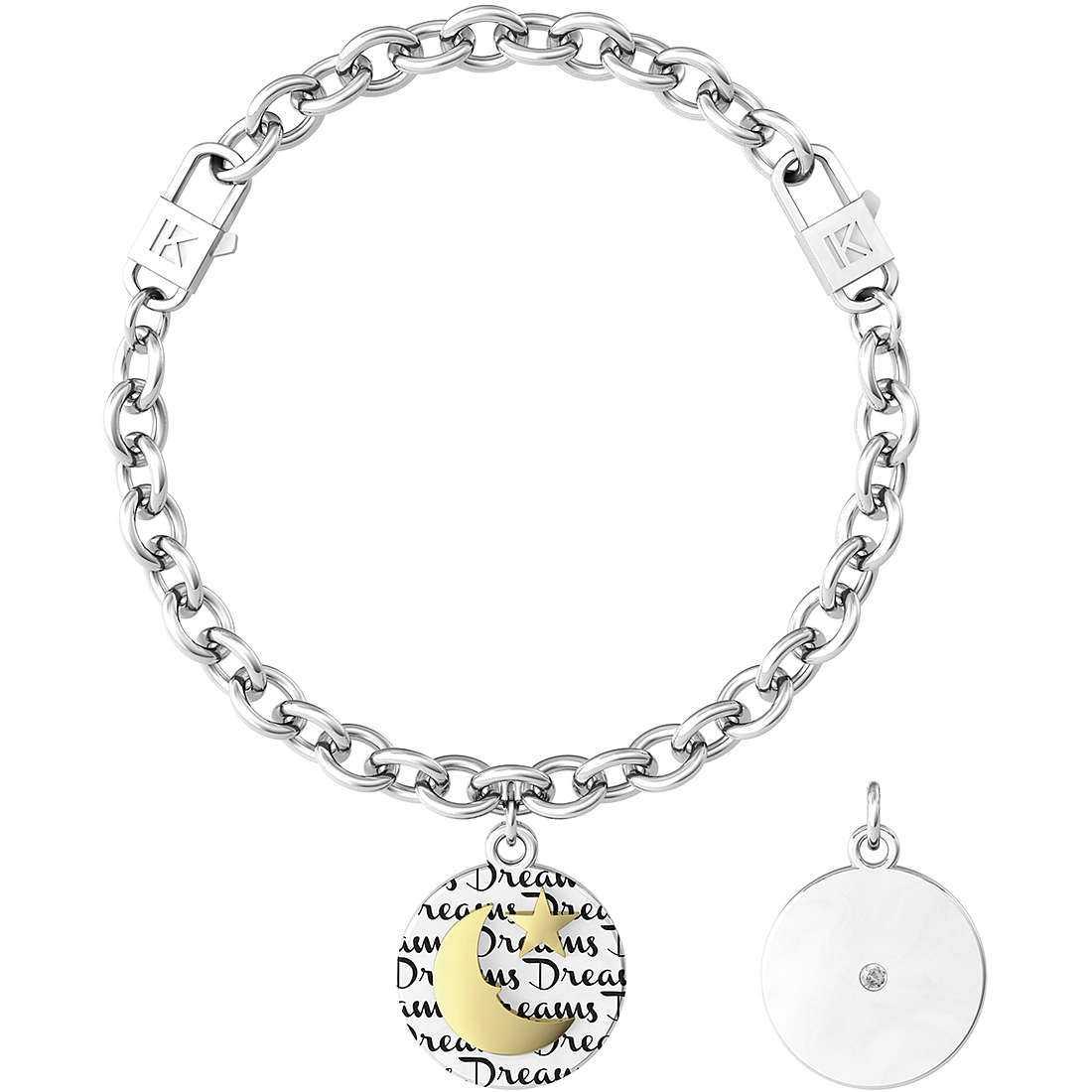 Bracciale donna gioielli kidult symbols 731971