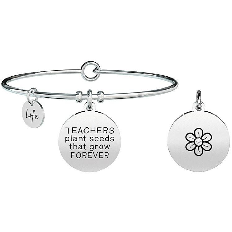 Bracciale donna insegnanti kidult love 731299