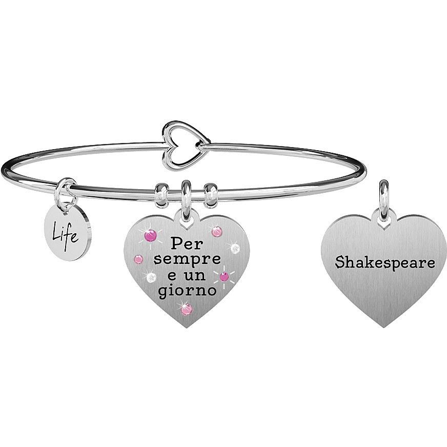 Bracciale donna kidult love shakespeare 731872