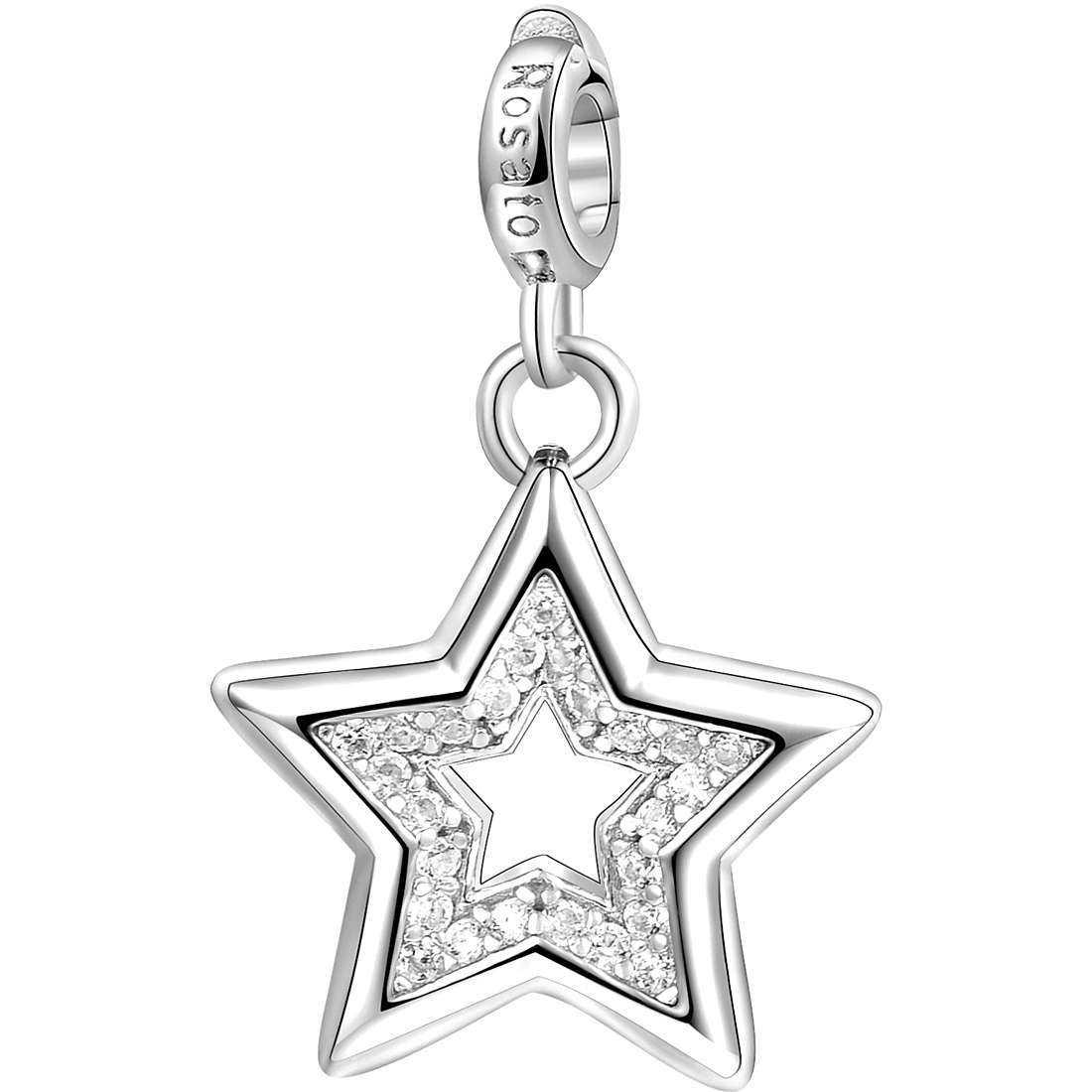 Charms argento Rosato RZ024 R