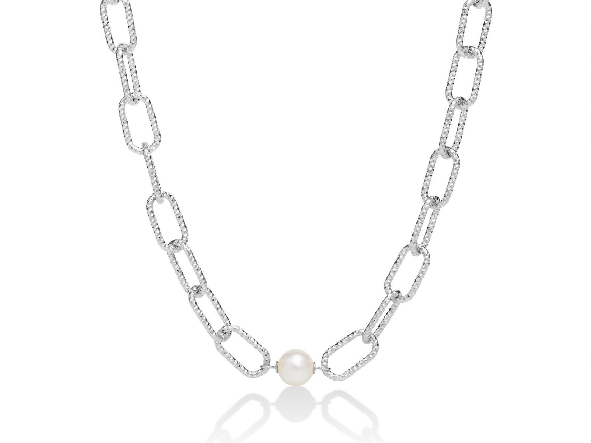 Collana argento Miluna PCL6070 B