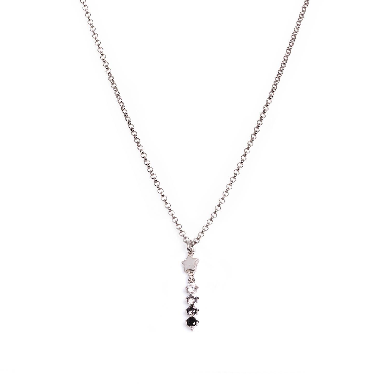 Collana argento essential jackco JCN1080