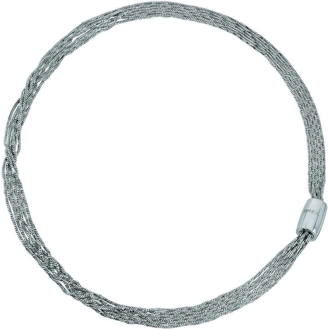 Collana donna gioielli breil magnetica system tj2981