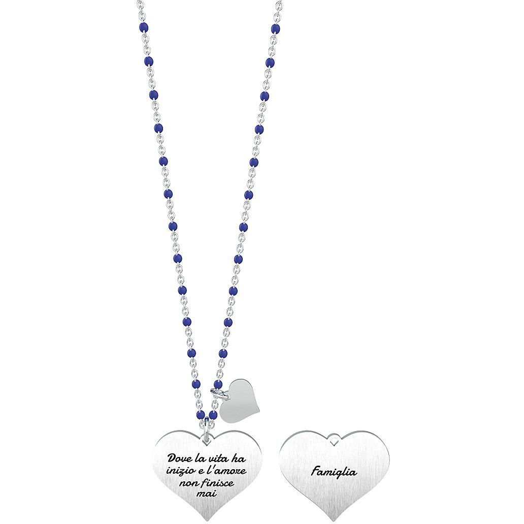 Collana donna gioielli kidult family 751041