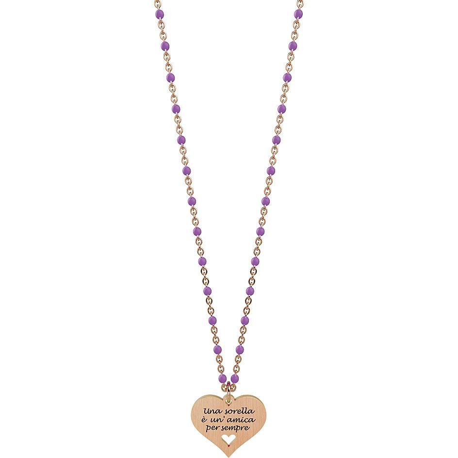 Collana donna gioielli kidult family 751079