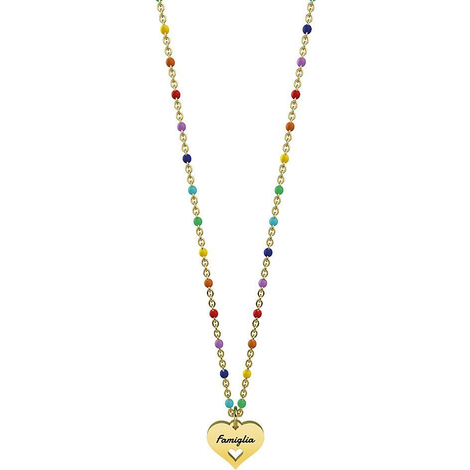 Collana donna gioielli kidult family 751090 376206