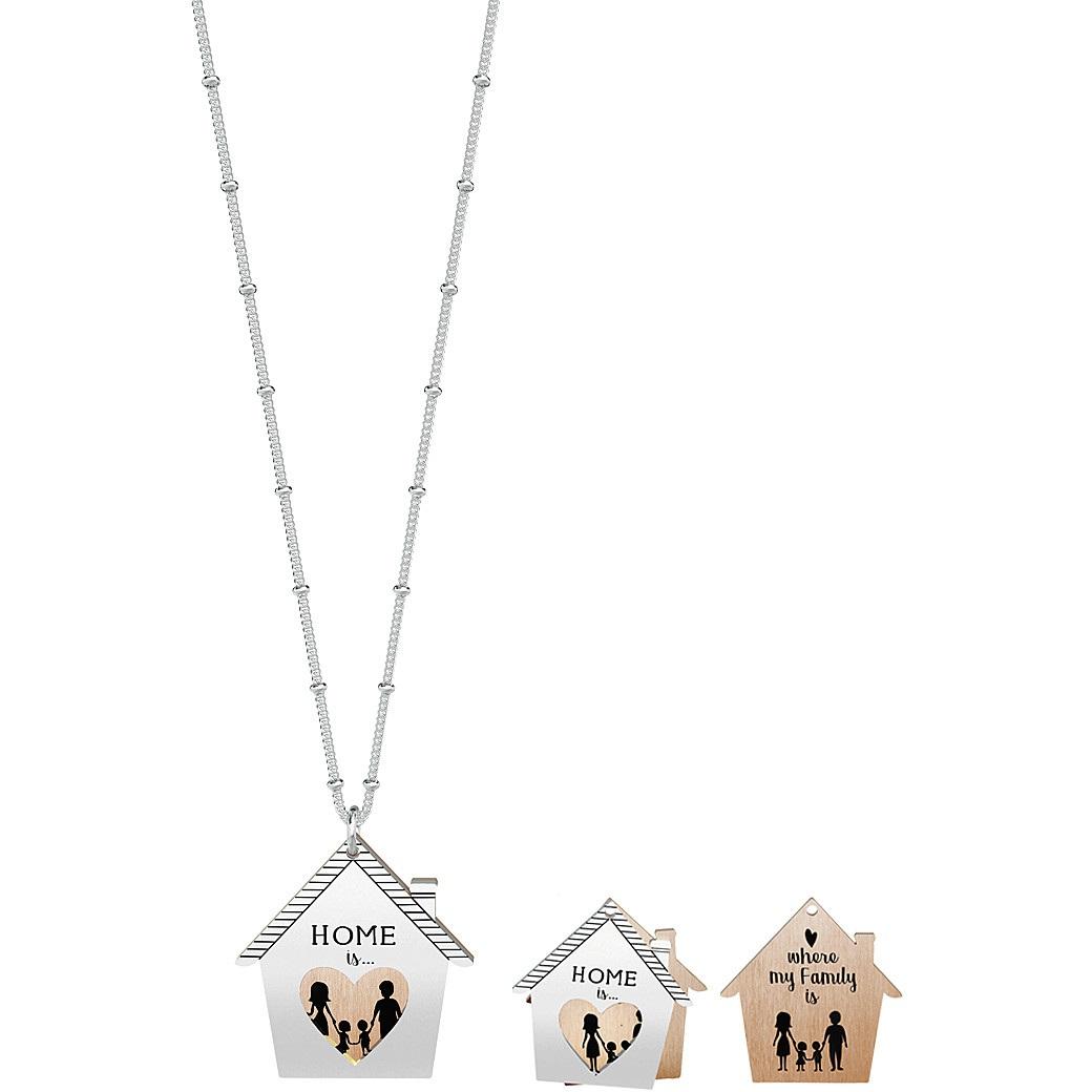 Collana donna gioielli kidult family 751120