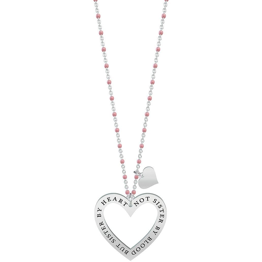 Collana donna gioielli kidult love 751011