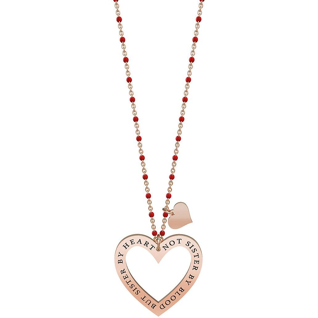 Collana donna gioielli kidult love 751012