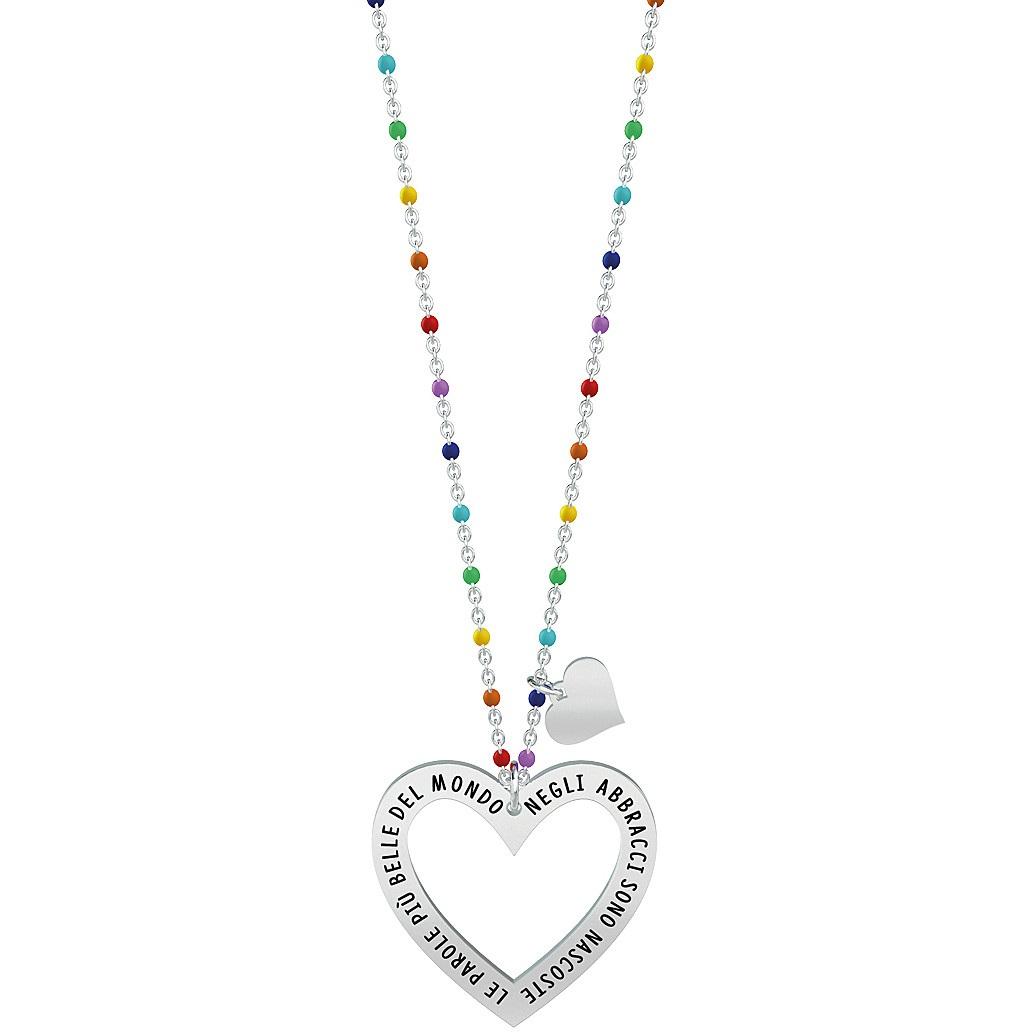 Collana donna gioielli kidult love 751013