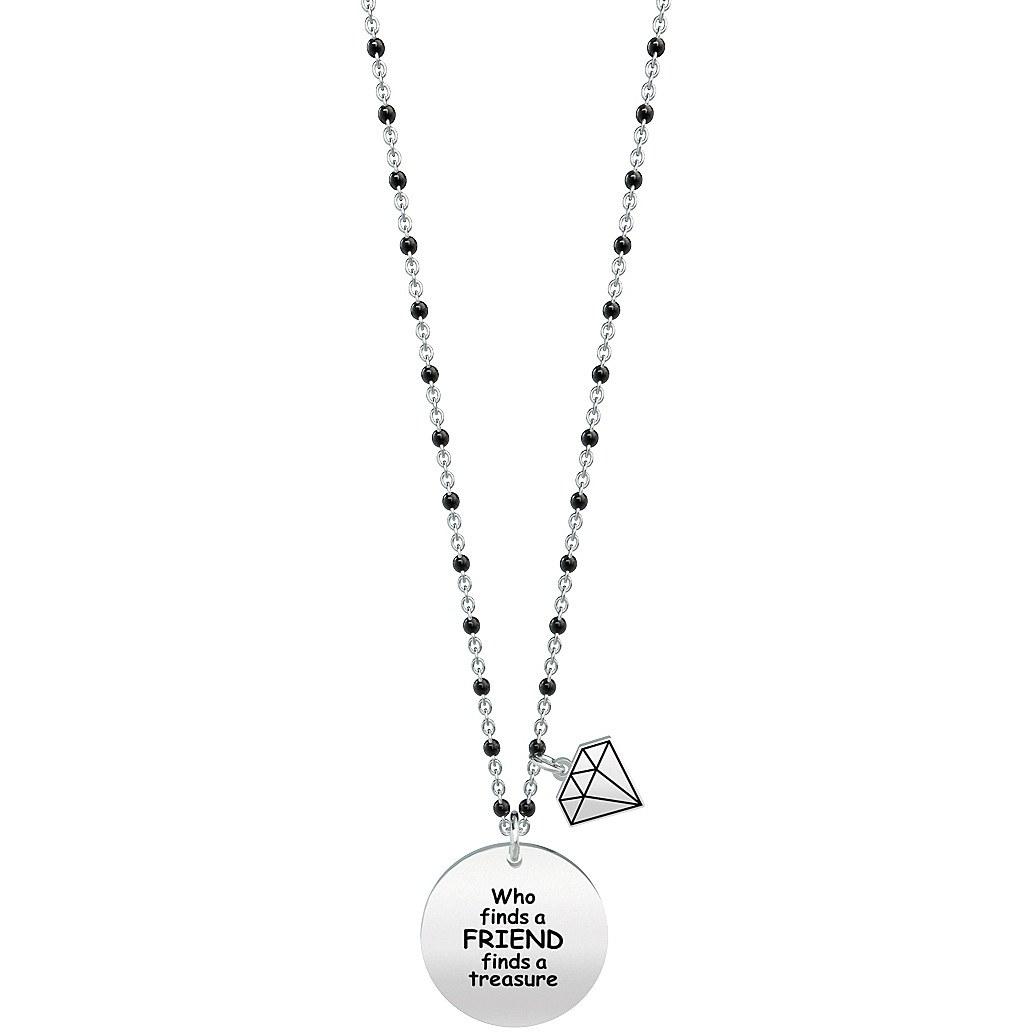 Collana donna gioielli kidult love 751029