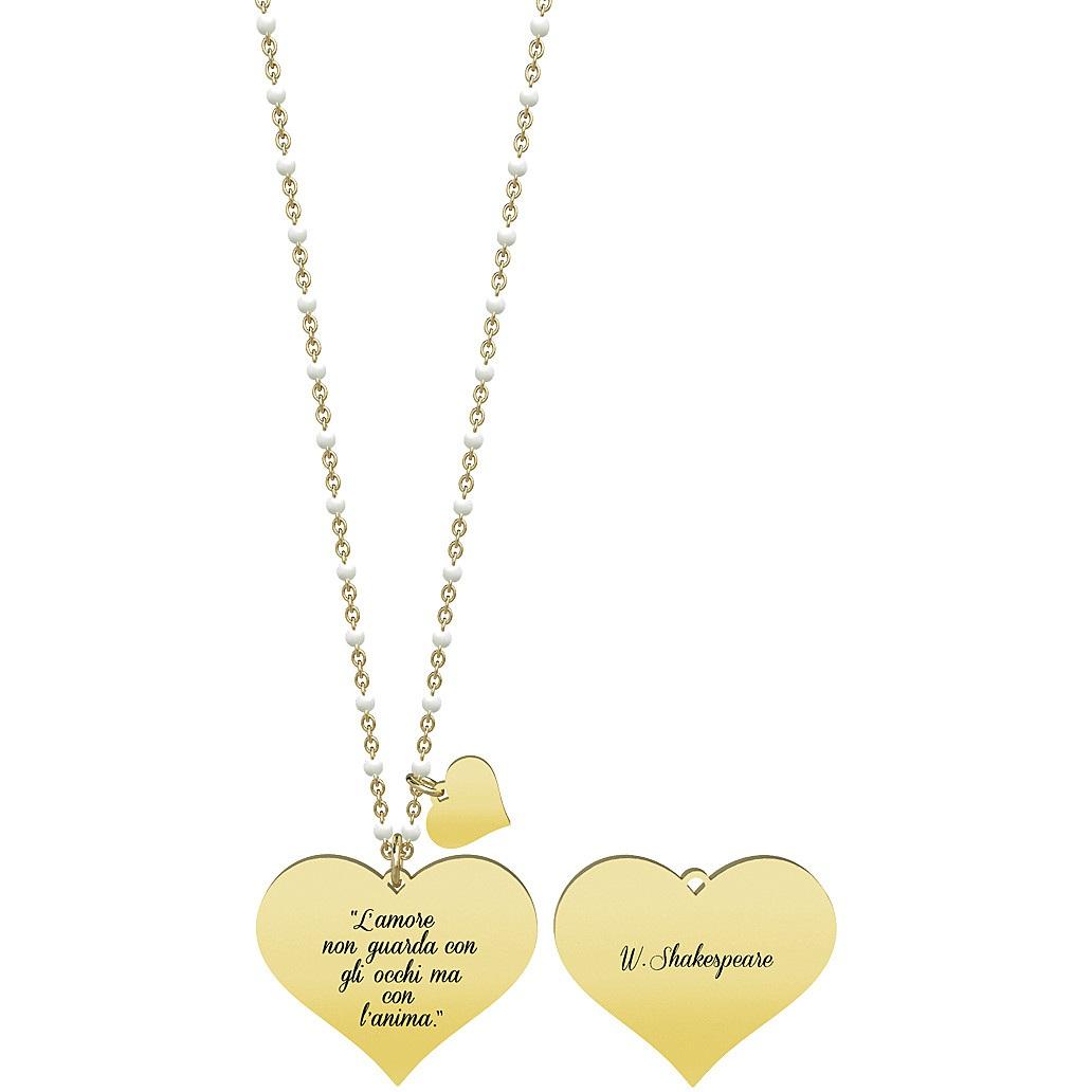 Collana donna gioielli kidult love 751035