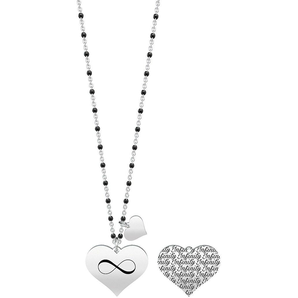 Collana donna gioielli kidult love 751040