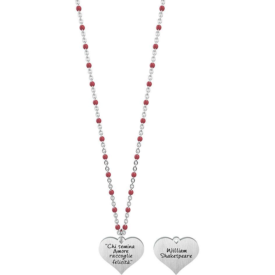 Collana donna gioielli kidult love 751074