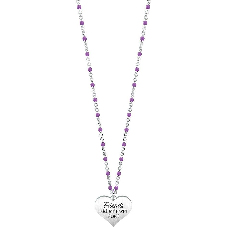 Collana donna gioielli kidult love 751076