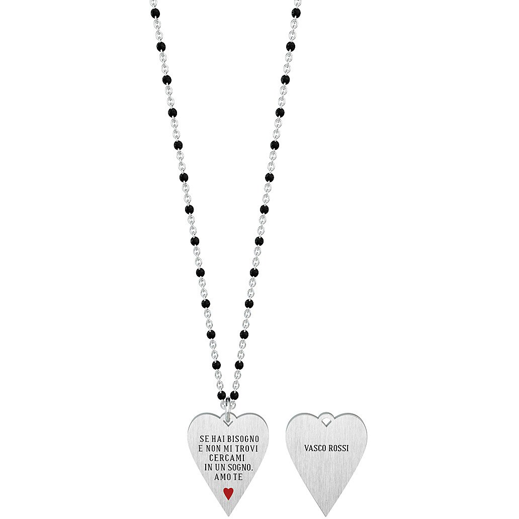 Collana donna gioielli kidult love 751136