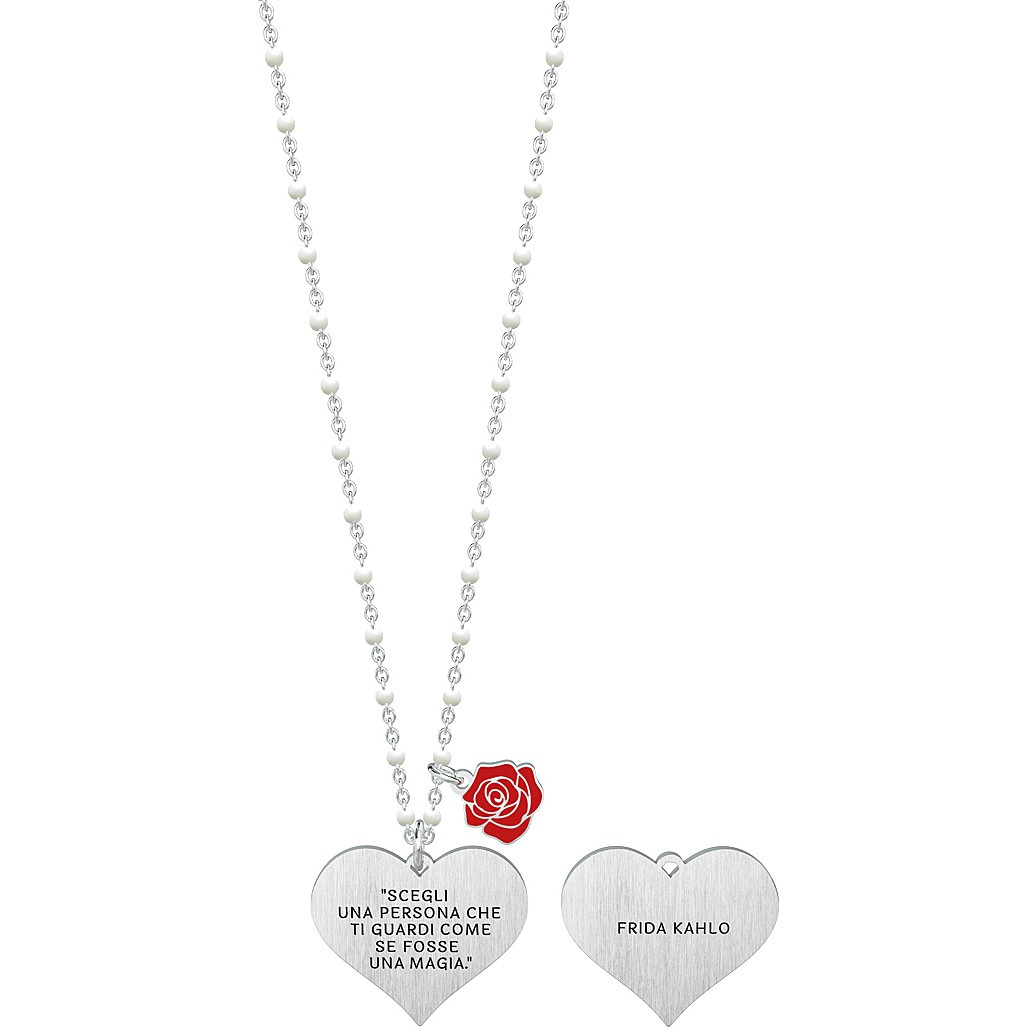 Collana donna gioielli kidult love 751152