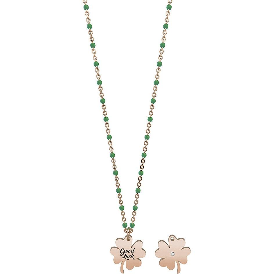 Collana donna gioielli kidult nature 751053