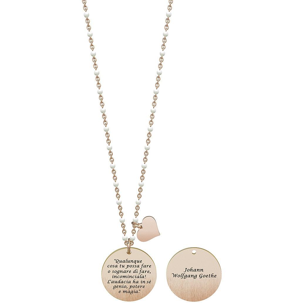 Collana donna gioielli kidult philosophy 751020