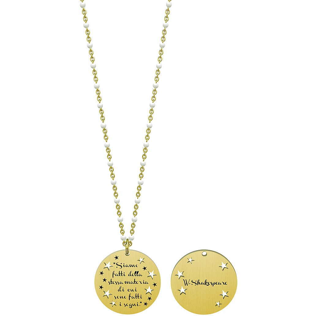 Collana donna gioielli kidult philosophy 751024