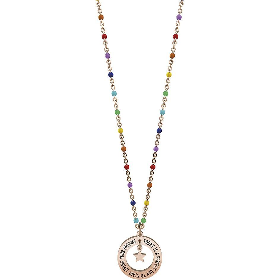 Collana donna gioielli kidult philosophy 751102