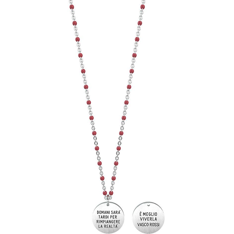 Collana donna gioielli kidult philosophy 751138