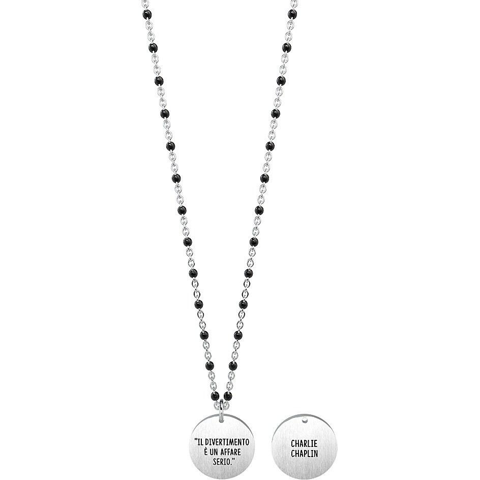 Collana donna gioielli kidult philosophy 751146